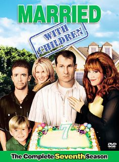 MarriedWith Children   The Complete Seventh Season DVD, 2007