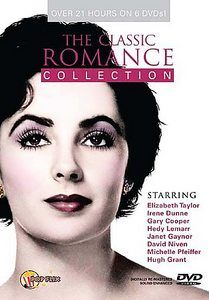 The Classic Romance Collection 6 Pack DVD, 2008, 6 Disc Set