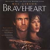 Braveheart Soundtrack CD Mel Gibson CD FREE UK P&P !