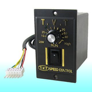 AC 220V 50Hz Motor Speed Control Variable Controller 200W