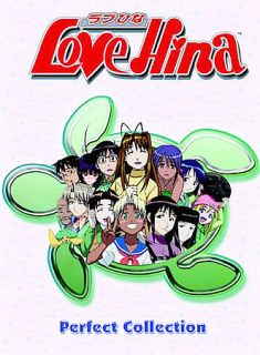 Love Hina   Perfect Collection DVD, 2004, Multi Disc Set