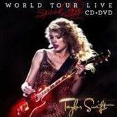 World Tour Live Speak Now CD DVD by Taylor Swift CD, Nov 2011, 2 Discs