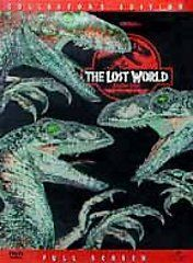 Newly listed The Lost World Jurassic Park (DVD, 2000, Collectors