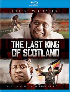 The Last King of Scotland Blu ray Disc, 2010