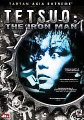 Tetsuo The Iron Man DVD, 2006