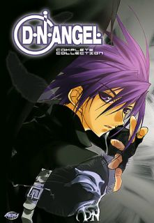 DNAngel   Complete Collection DVD, 2005, 5 Disc Set