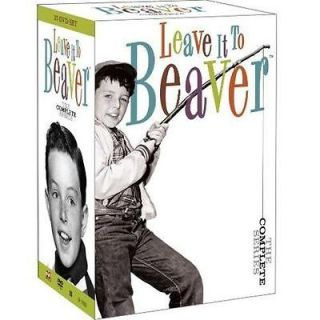 leave it to beaver complete series in DVDs & Blu ray Discs