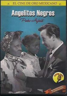 Angelitos Negros 1948 DVD NEW Pedro Infante Includes Extras