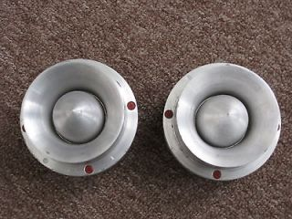 JBL Model 075 High Compression Tweeters Bullet 16 Ohm Vintage
