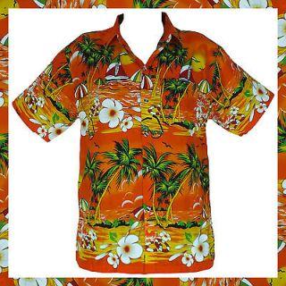 Cool Hawaiian Shirt Beach Sun Bermuda Summer Stag Bachelor Party M L