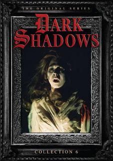 Dark Shadows   Collection 6 DVD, 2012, 4 Disc Set