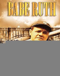 Babe Ruth in DVDs & Movies