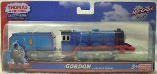 Gordon ~ Thomas & Friends ~ Trackmaster Engine ~ New