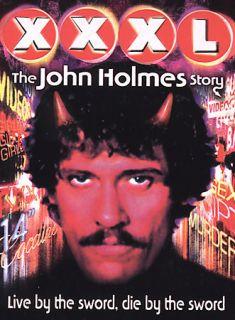 XXXL The John Holmes Story DVD, 2004