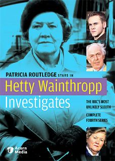 Hetty Wainthropp Investigates   The Complete Fourth Series DVD, 3 Disc