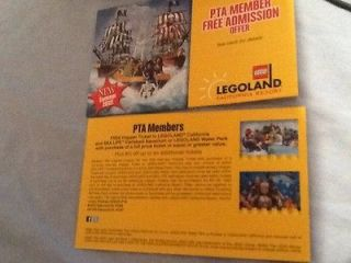 SIX, FLAGS, AMERICA, LARGO, MD, BOGO, COUPON) in Other
