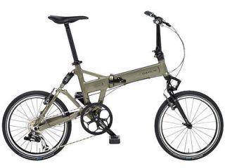 Dahon Jetstream P8 Bronze Folding Bike Bicycle with Free Carry Strap