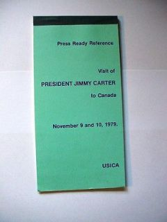 US  Presidents & First Ladies  1977 81 Jimmy Carter
