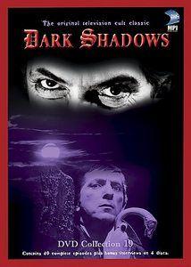 Dark Shadows   Collection 19 DVD, 2005, 4 Disc Set