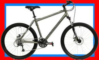 NEW 500HT 19.5 MENS ALUMINUM FRONT SUSPENSION MOUNTAIN BIKE