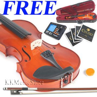 Musical Instruments & Gear  String  Violin  Acoustic  3/4 Size