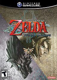 The Legend of Zelda Twilight Princess Nintendo GameCube, 2006