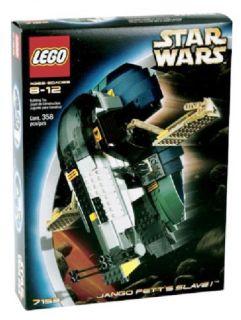 LEGO Star Wars Jango Fetts Slave 1 7153
