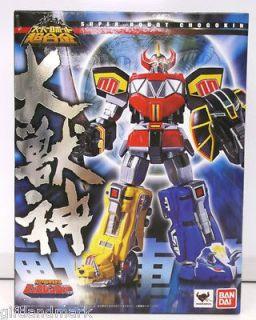 NEW Super Robot Chogokin Kyoryu Sentai Zyuranger Daizyuzin Figure