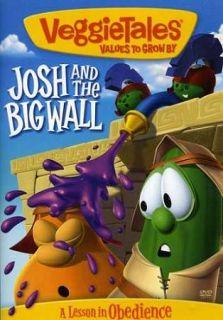 VeggieTales   Josh And The Big Wall (DV