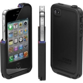 NEW Lifeproof Waterproof Case & Cover for iPhone 4 iPhone 4s Life