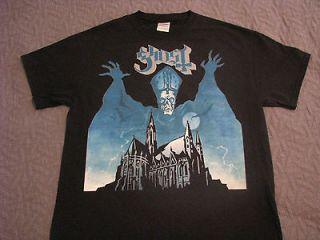ghost opus eponymous t shirt death metal black doom burzum saint vitus