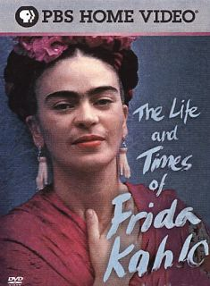 The Life and Times of Frida Kahlo (DVD,
