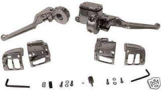 harley chrome handlebar controls in Handle Bars, Levers, Mirrors