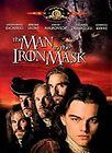 THE MAN IN THE IRON MASK [DVD] [STANDARD AND LETTERBOXED; CHECKPOINT