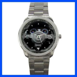 Hot New Item Volkswagen Scirocco R Steering Wheels Sport Metal Watch