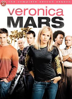 Veronica Mars   The Complete Second Season, New DVD, Kristen Bell