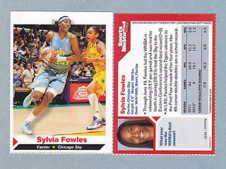 sylvia fowles sports illustrated for kids chicago sky time