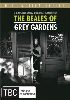brand new the beales of grey gardens dvd 2009 from