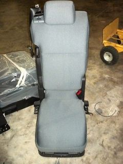 2011 ford f series center jump seat console returns not