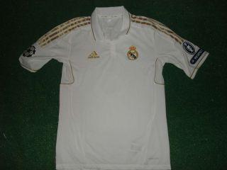 real madrid kaka match un worn shirt champions league 2012