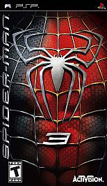 spider man 3 playstation portable 2007  1