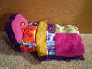 groovy girls plush groovy bed beautiful ln expedited shipping