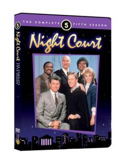 Night Court The Complete Fifth Season (DVD, 2011, 3 Disc Set)