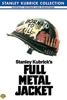 newly listed full metal jacket dvd 2007