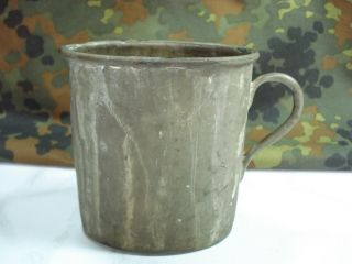 wwii original german wehrmacht enameled mess kit cup from bulgaria