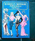 Marilyn Monroe Paper Dolls by Tom Tierney 1998, Paperback