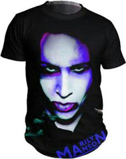 marilyn manson shirt in Clothing,