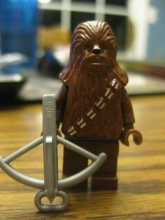 lego star wars chewbacca mini fig set 10188 rare time