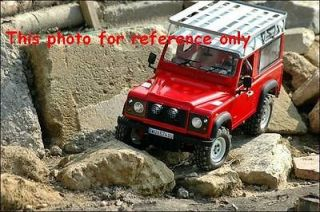 10 land rover defender d90 body landy tamiya from