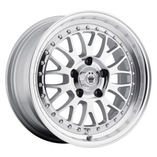 16x7.5 Konig Roller Silver Wheel/Rim(s) 5x114.3 5 114.3 5x4.5 16 7.5